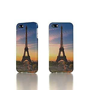 Apple iPhone 4 / 4S Case - The Best 3D Full Wrap iPhone Case - City of Love