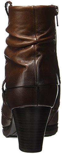 62 Micro Castagno Femme Shoes Marron Comfort Gabor Bottes Basic ef qP6SUxvf