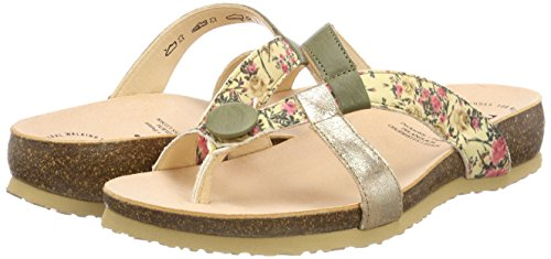 282335 Femme kombi 44 Tongs sand Think Julia Multicolore SaxqwSf6