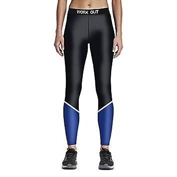 493ba5568 MAYUAN520 8 Color Plus Size Fitness Clothing Women Elastic Gradient Color  Stripe Print Workout Sporting Legging