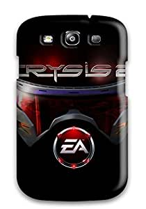 Protection Case For Galaxy S3 / Case Cover For Galaxy(ea Games Crysis 2)