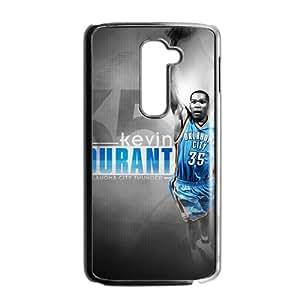 Basketball Forwward kevin Durant Design Hard Case Cover Protector For LG G2
