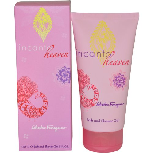 (Incanto Heaven By Salvatore Ferragamo For Women Shower Gel 5 Oz)