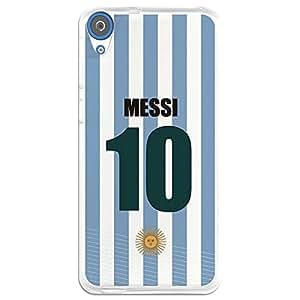 Funda Gel HTC Desire 820 BeCool Messi
