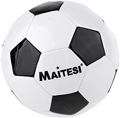 perfeclan Balón Oficial De Fútbol Balón De Práctica De Habilidades ...