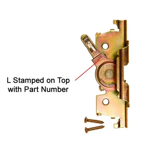 Andersen Single Sash Lock Left Hand for Short Unit 1999 to Present ()
