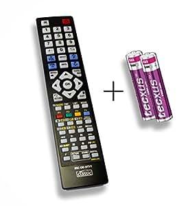 Calidad FB44661C: 1 mando a distancia para Loewe MIMO - incluye pilas{29}
