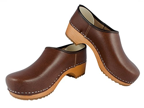 Kapp brun chaussures Sabots brun Kapp Sabots Kapp brun Kapp Sabots chaussures chaussures chaussures aITaH