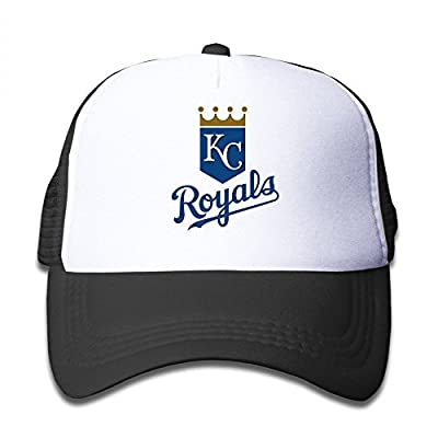Kansas City Royals Logo Toddler Kid's Snapback Adjustable Mesh Hat