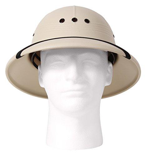 Rothco Pith Helmet, Khaki