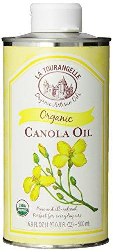 La Tourangelle, Canola Oil, 16.9 Fl. Oz