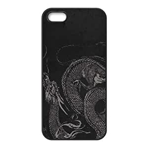 Parson's Dragon iPhone 5 5s Cell Phone Case Black Protect your phone BVS_802172