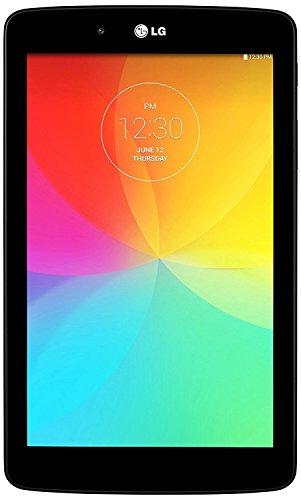 LG G Pad V400 7-Inch 8GB Android Tablet PC w/ Qualcomm Snapdragon 1.2GHZ Quad-Core CPU - Black