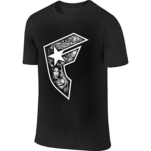 Famous Stars and Straps Men's Short Sleeve T-Shirt Black M]()