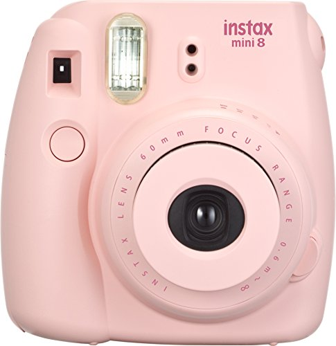 Fujifilm Instax Mini 8 Instant Camera (Pink) (Shop Camera)