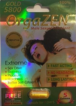 3-Pack-OrgaZEN-Gold-5800-MALE-ENHANCEMENT-SEX-PILLS-ALL-NATURAL-HERBAL-SUPPLEMENT-SIZE-GIRTH-PERFORMANCE-EASILY-A-ONE-STROKE-RISE