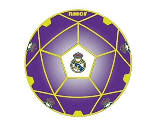 Real Madrid - Gran de balón de fútbol de púrpura real Madrid ...