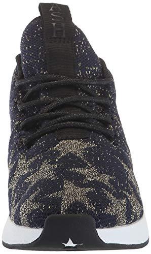 Jaguar Midnight Jaguar Womens Knit Stretch Ash Gold Lycra Black R7wOqxnpC