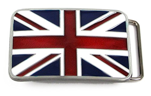 union jack belt buckle - 3