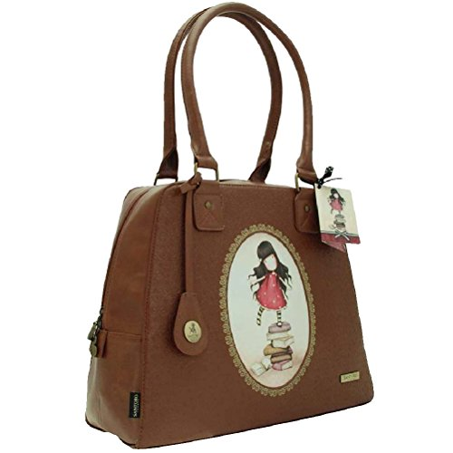 Heights Large Embossed New Gorjuss Rococo HandBag H5z756q