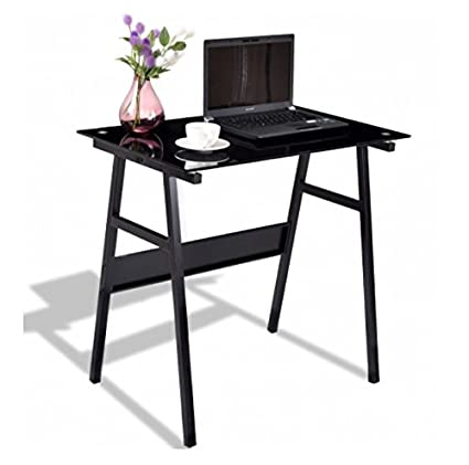 Amazoncom Small Laptop Desk For Bedroom Pc Computer Table Home