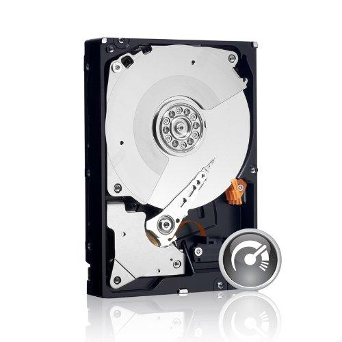 WD Caviar Black 1 TB SATA III 7200 RPM 64 MB Cache Internal Desktop 3.5'' Hard Drive (WD1002FAEX) (Old Model) by Western Digital