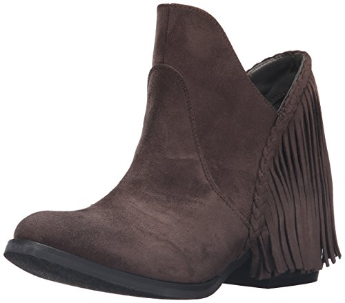 Bootie Rated Not Women's Charcoal Braxton Ankle wY8FBCqI