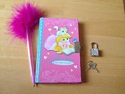 ideal girls gift set party bag item My Princess Secret Diary with Pink Pen