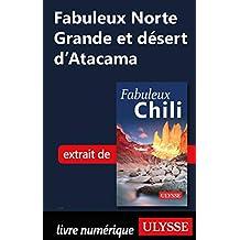 Fabuleux Norte Grande et désert d'Atacama (Chili) (French Edition)