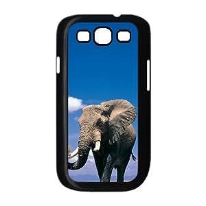 C-Y-F-CASE DIY Design Cute Wild Elephant Animal Pattern Phone Case For Samsung Galaxy S3 I9300