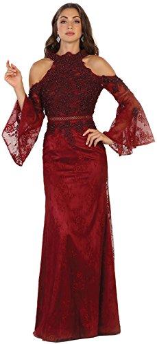 Red Carpet Red Dress - 5