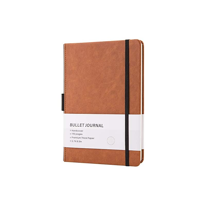 Bullet Journal/Notebook - Dot Grid Hard