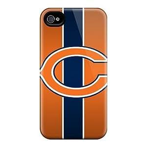 AlissaDubois iphone 6 plus 5.5 Protective Hard Cell-phone Cases Unique Design Lifelike Chicago Bears Image [qPI13218iUbI]