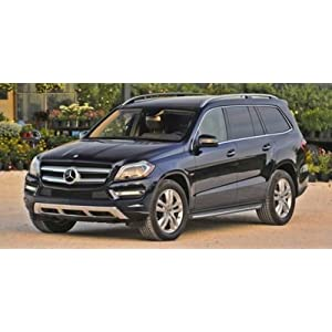 Amazon.com: 2015 Mercedes-Benz GL450 Reviews, Images, and Specs: Vehicles