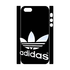 iphone5 5S 3D Cell Phone Case white ADIDAS FDHFGHFG848512