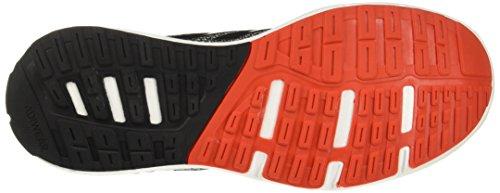 Entrenamiento Zapatillas Hombre de Black Adidas Core Core 2 Core para Black Red Negro Cosmic 0 Iq4gEYZYwn