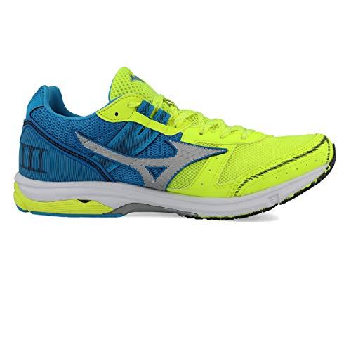 Wave Sneakers Bluejewel Herren Mizuno 001 Black Emperor Mehrfarbig Yellow 3 5aBanqTS7