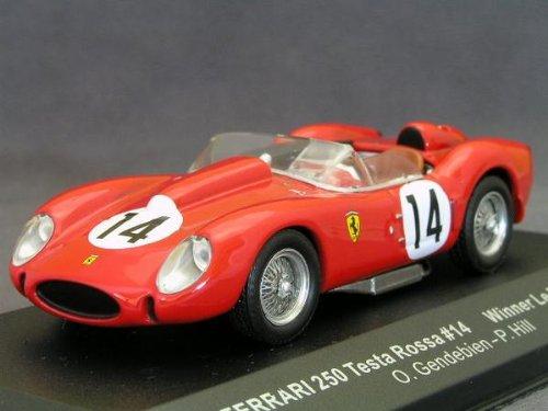 1/43 フェラーリ 250 テスタロッサ 1958 ル・マン24時間 優勝車 #14(レッド) LM1958
