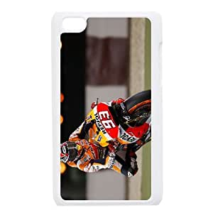 Ipod Touch 4 Phone Cases Marc Marquez Back Design Phone Case BBTR9194954