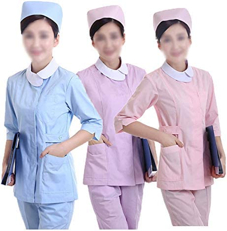New Ladies Blue Healthcare Trouser Hospital Carer Vet  !!BUY ONE GET ONE FREE!!