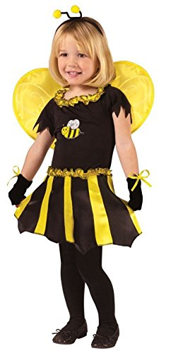 Sweet Bee Toddler Costumes - Sweetheart Bee Costume - Toddler