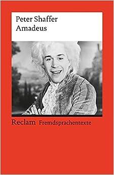 Book Amadeus. A Play. ( Fremdsprachentexte). (Lernmaterialien)