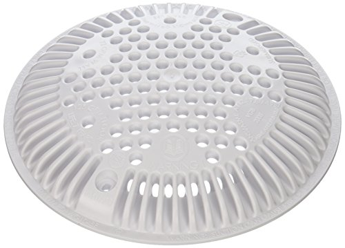 Hayward WGX1048E 8-Inch White Cover Replacement for Hayward Suction and Dual Suction - Drain Hayward