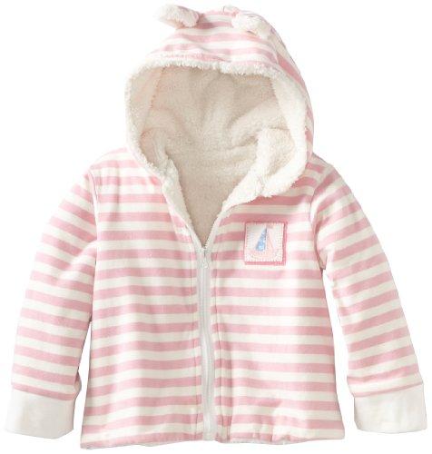 Bunnies Bay Baby girls Newborn Jacket