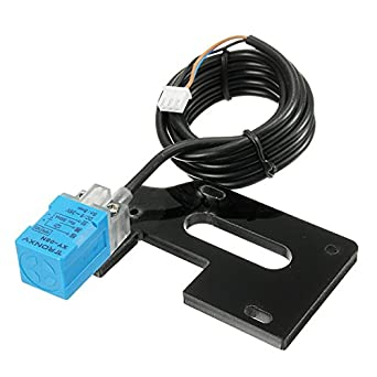 Amazon com: ILS - TRONXY 6-38V Auto Leveling Heated Bed Sensor For