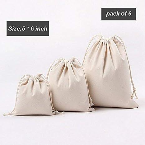 SStaste - Bolsas de muselina de algodón orgánico ...