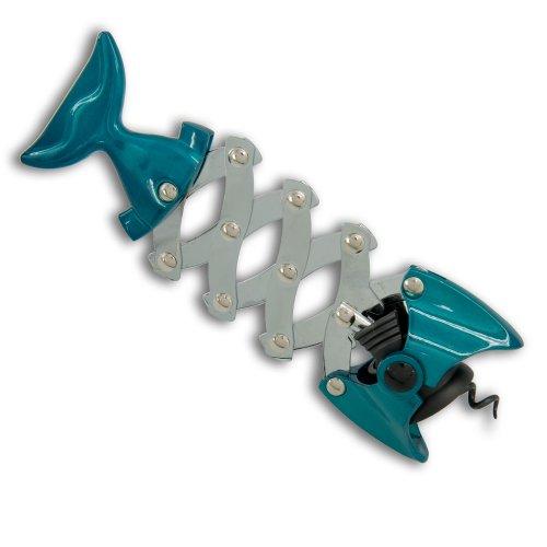 Left Handed Corkscrew, Fish Shaped