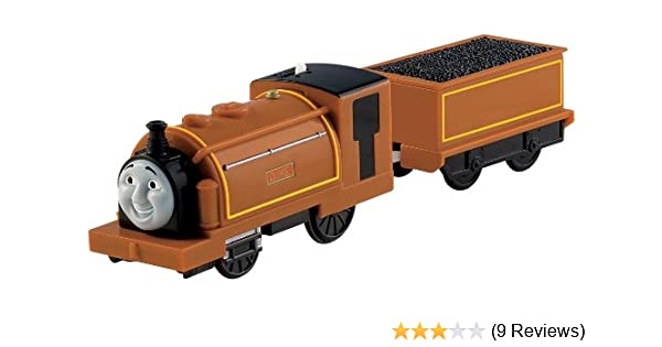 Amazon.com: Thomas the Train: TrackMaster Duke with Car: Toys & Games