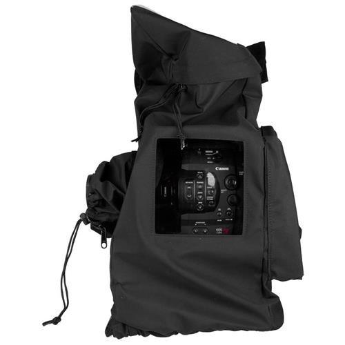 Porta Brace Rain Cover for Canon C-300 Mark II, Black by PortaBrace