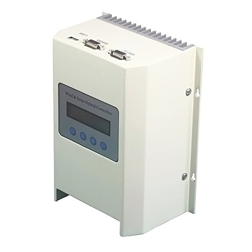 600W 24V 35A Wind & Solar Hybrid Charge Controller For So...